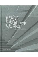 9780500343425 | kengo kuma | complete works | Kenneth frampton