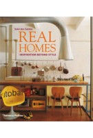 REAL HOMES. Inspiration Beyond Style | Solvi dos Santos, Phyllis Richardson | 9780500516867