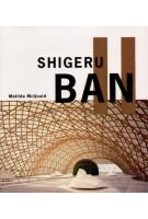 Shigeru Ban (paperback Edition) | Matilda Mcquaid | 9780714846293