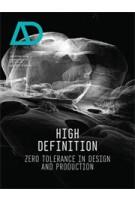 High Definition. Zero Tolerance in Design and Production | Bob Sheil | 9781118451854