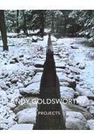 Andy Goldsworthy. Projects   Andy Goldsworthy   9781419722226   Abrahms
