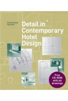 Detail in Contemporary Hotel Design | Drew Plunkett, Olga Reid | 9781780672854