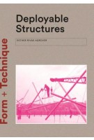 Deployable Structures | Esther Rivas Adrover | 9781780674834 | NAi Booksellers