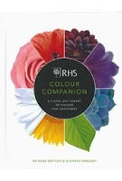 RHS Colour Companion. A Visual Dictionary of Colour for Gardeners | Dr Ross Bayton, Richard Sneesby | 9781784725785 | Mitchell Beazley