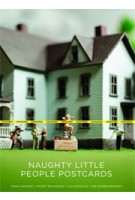Naughty Little People Postcards | Vincent Bousserez, Jonah Samson, Lisa Swerling, Rainbowmonkey | 9781856699129