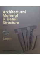 Architectural Material & Detail Structure. Concrete | Josep Ferrando | 9781910596524