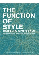 The Function of Style | Farshid Moussavi | 9781940291307