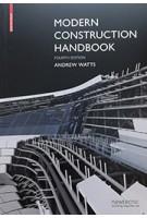 Modern Construction Handbook | Andrew Watts | Birkhauser | 9783035609554