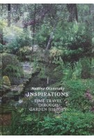 INSPIRATIONS time travel through garden history | Nadine Olonetzky | Birkhauser | 9783035613841