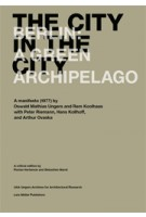 The City in the City. Berlin: A Green Archipelago | Florian Hertweck, Sébastien Marot | 9783037783269