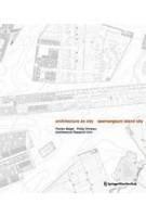 Architecture as City. Saemangeum Island City | Florian Beigel, Philip Christou | 9783709103678