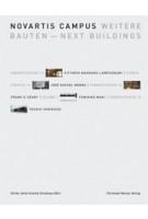 NOVARTIS CAMPUS. Weitere Bauten - Next Buildings | Ulrike Jehle-schulte Strathaus | 9783856166298