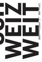 SCHWEIZWEIT  Recent architecture in Switzerland | 9783856168148 | Christoph Merian Verlag, S AM Schweizerisches Architekturmuseum