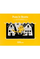 Puss in Boots | An accordion book with cut-out shapes | Charles Perrault | Clementine Sourdais | 9783899557275