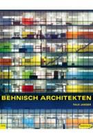 BEHNISCH ARCHITEKTEN | Falk Jaeger | 9783939633839 | PORTFOLIO series