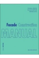 Facade Construction Manual | 2nd edition, revised and expanded | Thomas Herzog, Roland Krippner, Werner Lang | Birkhäuser, DETAIL
