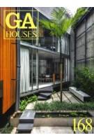 GA Houses 168 | 9784871402200 | GA Houses magazine