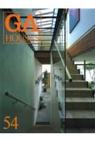 GA HOUSES 54 | 9784871403641
