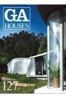 GA HOUSES 127   GA magazine   9784871407977