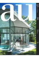 a+u 593. 2020:02 Toshiko Mori | 9784900212473 | a+u magazine