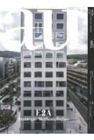 a+u 605. 2021:02. E2A. Strategic Methodologies | 9784900212602 | a+u magazine