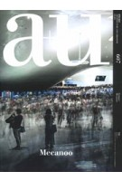 a+u 607. 2021:04. Mecanoo   9784900212626   4910019730415   a+u magazine