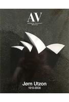 AV Monographs 205. Jorn Utzon 1918-2008 | 9788409009862 | AV Monographs
