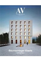 AV Monographs 215. Baumschlager Eberle Architekten | 9788409118335 | Arquitectura Viva