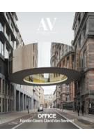 AV Monographs 232. OFFICE. Kersten Geers David Van Severen | 9788409287000 | Arquitectura Viva