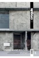 El Croquis 206. Studio Anne Holtrop 2009-2020. Site, Matter, Gesture | 9788412003482 | El Croquis magazine