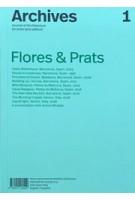 Archives 1. Flores & Prats | 978-84-121625-0-9 | Archives