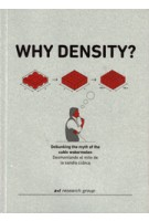 WHY DENSITY? Debunking The Myth Of The Cubic Watermelon | a+t Research Group | 9788460657514