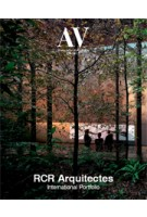 AV 175. RCR Arquitectes. International Portfolio | AV Monographs | 9788460665069