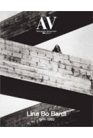 AV 180. Lina Bo Bardi 1914-1992 | 9788460817154 | AV Monographs