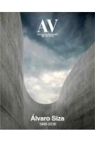AV 186-187. Alvaro Siza 1995-2016 | 9788460883494 | AV Monographs