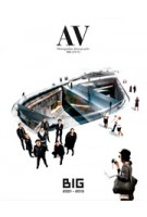 AV 162. BIG 2001-2013 - BJARKE INGELS | 9788461655922 | AV Monographs