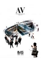 AV 162. BIG 2001-2013 - BJARKE INGELS | 9788461655922 | AV Monographs