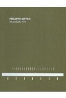 VILLA QDC 175. Philippe Meyer | 9788461744824