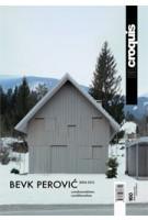 El Croquis 160. Bevk Perović 2004-2012. Conditionalism | 9788488386700