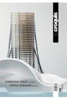 El Croquis 182. Christian Kerez 2010-2015 Junya Ishigami 2005-2015 | 9788488386878 | El Croquis magazine