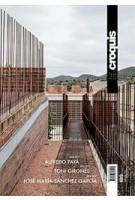 El Croquis 189. Alfredo Paya, Toni Girones, Jose Maria Sanchez Garcia | 9788488386953 | El Croquis magazine