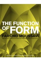 The Function of Form | Farshid Moussavi | 9788496954731