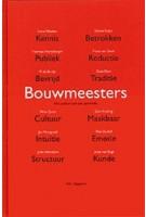 Bouwmeesters | 9789056625788