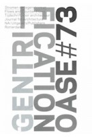 OASE 73. Gentrification. Stromen en tegenstromen | Pnina Avidar, Klaske Havik, David Mulder | 9789056625849