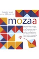 mozaa. the game that brings out the artist in you | Renske Solkesz | 9789063692964