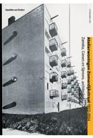 Atelierwoningen Zomerdijkstraat 1932-1934. Zanstra, Giesen en Sijmons, architecten | Mariëtte van Stralen | 9789064500831