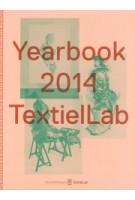 TextielLab Yearbook 2014 | 9789070962579