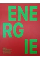 ENERGIE en RUIMTE. Een nationaal perspectief | 9789076630212 | Vereniging Deltametropool