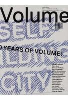 Volume 43. Self-Building City | 9789077966433 | Volume magazine