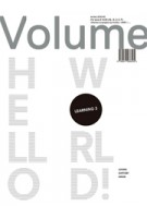 Volume 49. Hello world! | 9789077966495 | ARCHIS